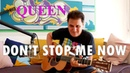 Queen - Don't Stop Me Now - Fingerstyle Guitar Cover by Enyedi Sándor