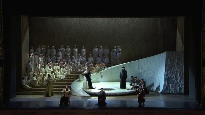 Semiramide de Rossini Live @ Teatro La Fenice