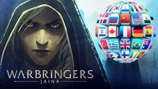 "[World of Warcraft] ""Warbringers: Jaina"" | Full Song Version | [MULTI-LANGUAGE]"