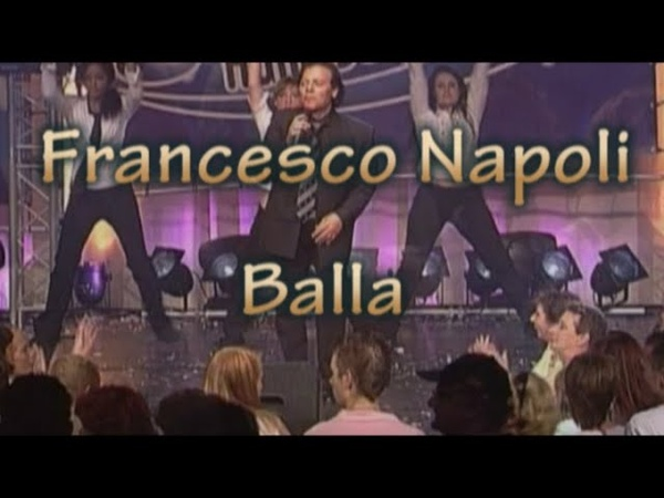 Balla Balla Francesco Napoli 2007