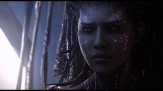 StarCraft 2  Heart of the swarm  - ВСЕ ВИДЕОРОЛИКИ на русском (KinoGames)