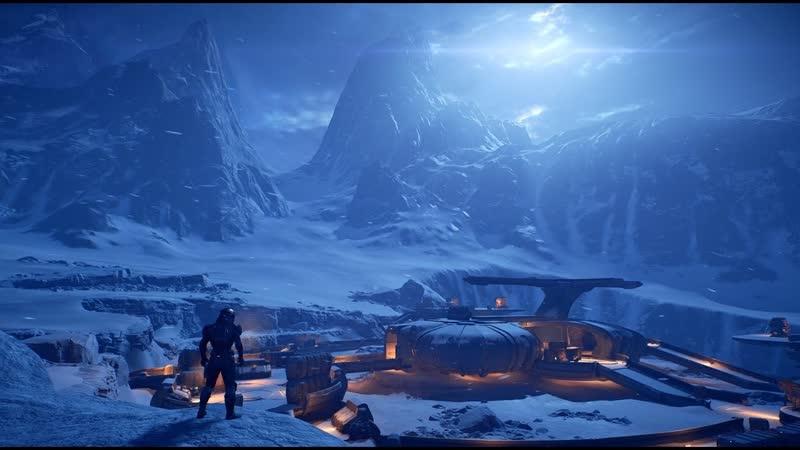 Mass Effect Andromeda часть 4