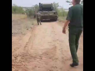 Фермеры против военной техники. Городищенский район Волгоградской области
