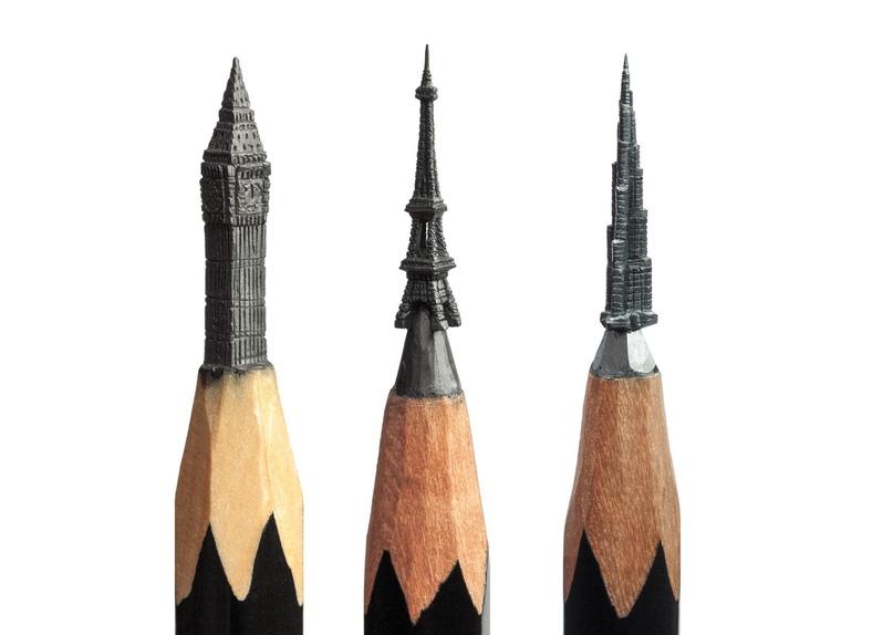 Как заточить карандаши? А если их десяток?