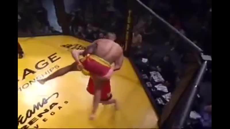 MMA Jeremy Horn best slams.Джереми Хорн лучшие броски.11DeadFace