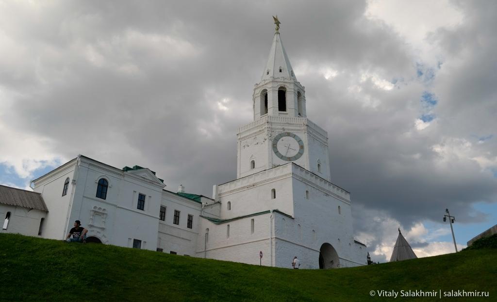 Казанский Кремль – стены
