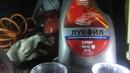 Масла Lukoil 5w-40 и 10w-40 на морозе -30Сº