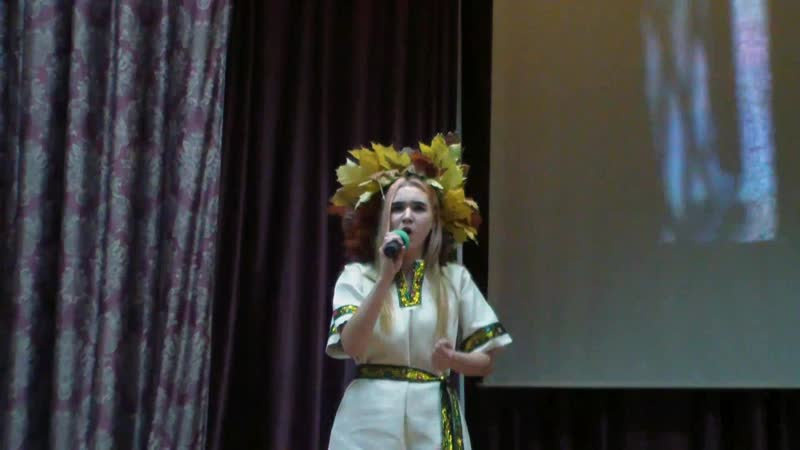 Афанасьева Виктория ППФ Star Start 2020 номинация Вокал 2 место 15 10 2020