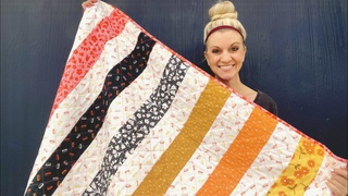 ULTIMATE QUILT VIDEO - Make a Quilt from beginning to end. ALL the details.
