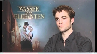 Robert Pattinson Interview with Taff in Berlin/Germany- Water for Elephants Press Junket