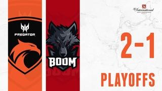 TNC Predator vs Boom Esports   TI10 SEA Qualifiers Match Highlights