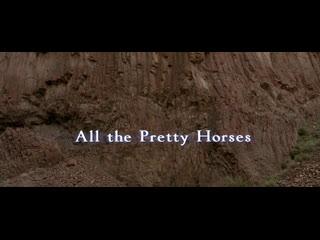 Неукротимые сердца / All the Pretty Horses 2000