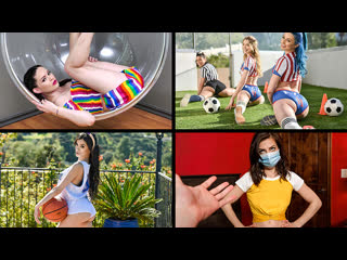 Paisley Paige, Zoe Sparx, Gia Derza, Angelica Cruz - Best of March 2020 Compilation () [ All Sex, Average Body, Bedroom]