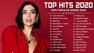 Pop Hits 2020 - Dua Lipa, Maroon 5, Taylor Swift, Ed Sheeran, Adele, Shawn Mendes, Sam Smith