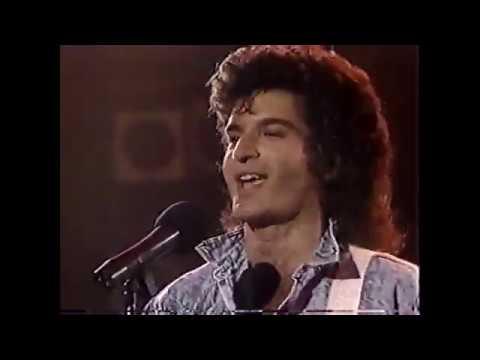 Gino Vannelli live in LA 1987