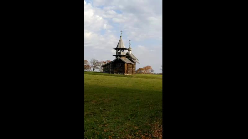 Кижский колокола