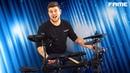 Fame DD 5500 PRO E Drum Kit Review Demo Sound