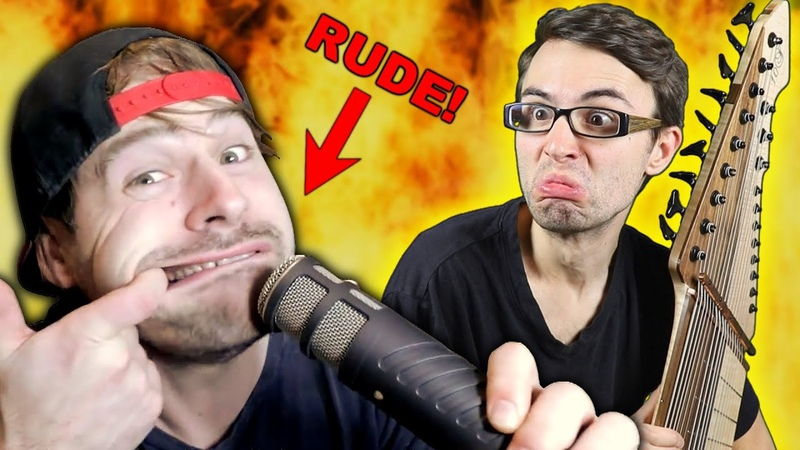 Reacting to Jared Dines Diss Track REBUTTAL DISS TRACK