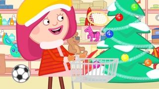 Новый год и Смарта. Мультик Смарта и чудо-сумка - Новые серии мультфильма
