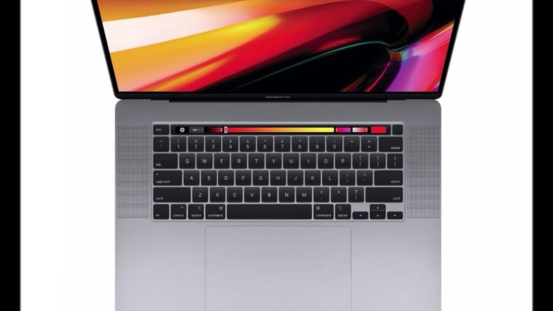 APPLE MacBook Pro de 16 PULGADAS