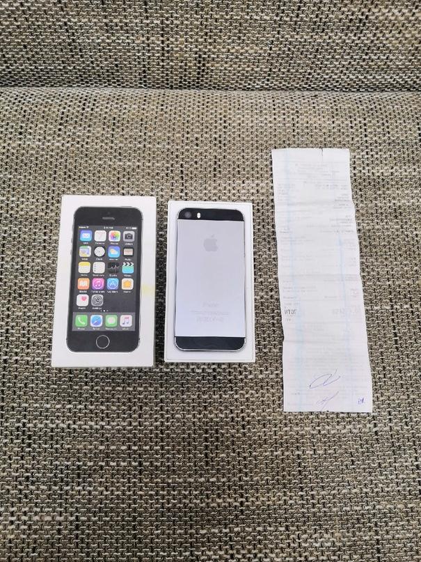 Купить iPhone 5s в отличном состоянии, всё | Объявления Орска и Новотроицка №11018