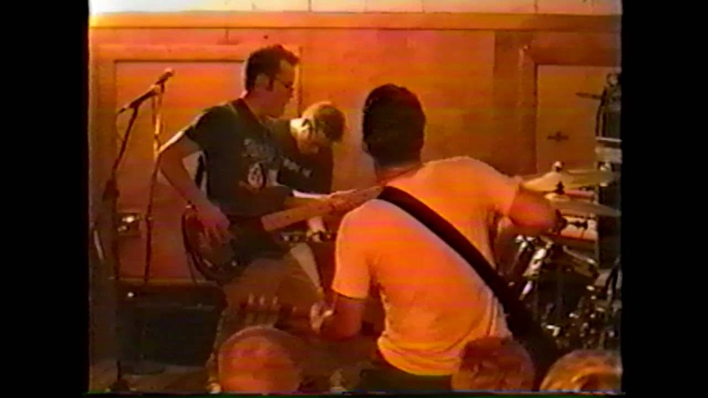 The Get Up Kids August 28th 1997 Fireside Bowl Chicago IL