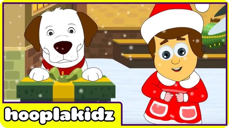 We Wish you a Merry Christmas Song HooplaKidz Nursery Rhymes Kids Songs