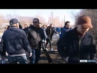 Масштабный субботник (Новости Тольятти» )
