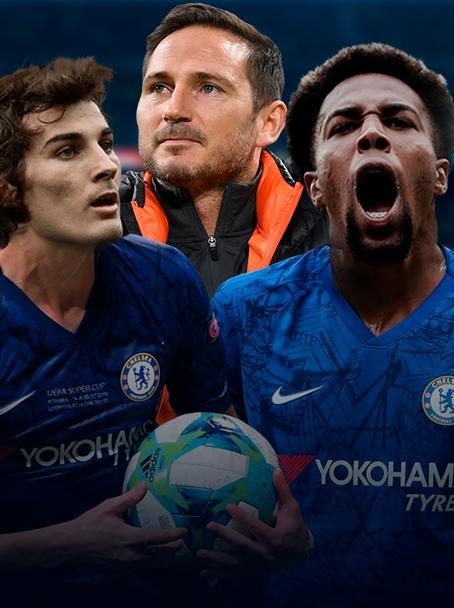 """Фрэнк, лови подгон! Пять футболистов, которые сделают """"Челси"""" еще сильнее"""