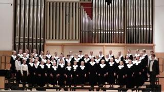 Концертный хор «Акварели». Певческие ассамблеи