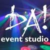 """""""ДА!"""" event studio"""