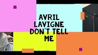 Avril Lavigne - Don't tell me - drumcover by Evgeniy sifr Loboda