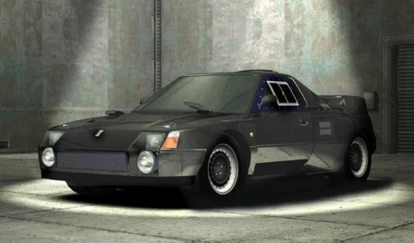 MR2 222D в игре Sega GT 2002