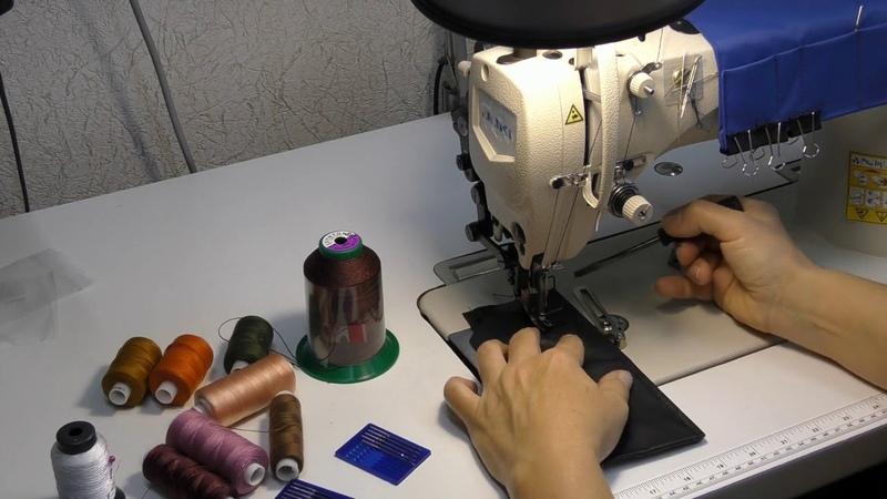 Промышленная швейная машина JUKI DU1181N