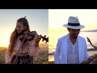 Super DANCE MONKEY - Daniele Vitale Sax  Karolina Protsenko Violin