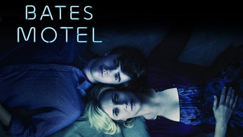 Заставка к сериалу Мотель Бейтса