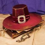 Делаем Шляпу Волшебника из картона. МК