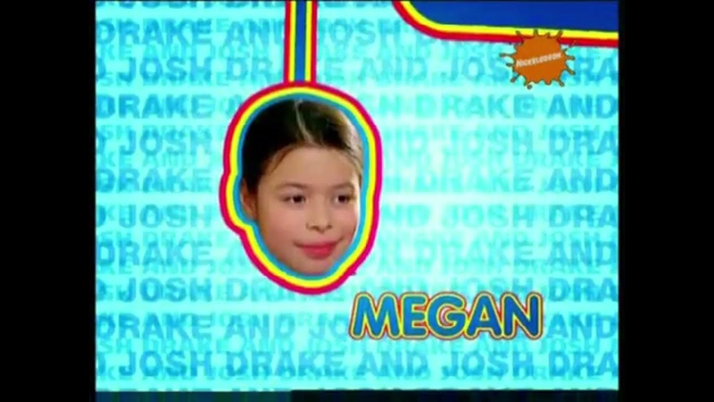 Анонс Дрейк и Джош на Nickelodeon 2007 2012
