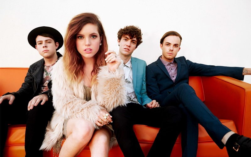 Echosmith ''Shut Up And Kiss Me''