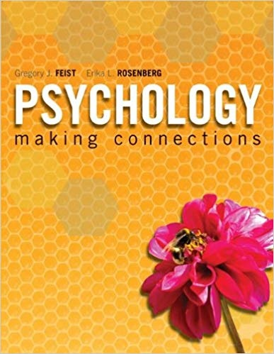 Psychology Making Connections by Gregory Feist