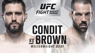 Matt Brown vs Carlos Condit  UFC Full Fight | Карлос Кондит – Мэтт Браун полный бой