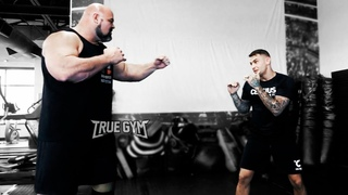 Кто сильнее в ММА? Боец UFC Порье против  самого сильного человека в мире Шоу