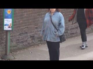 Eastleigh's Got Talent - The Dancing Queen at the Bus Stop - Worldwide Internet Sensation