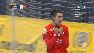 CSM București - SCM Gloria Buzău • Semifinale Cupa Romaniei 2019-2020