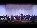 И. Х. Бах. Концерт до минор. III часть в переложении для виолончели с камерным оркестром