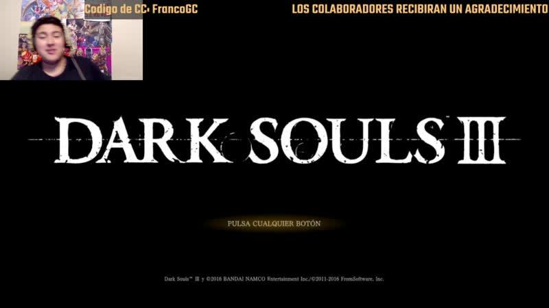 Dark Souls 3 El gran Reinicio Un magico mundo nos espera