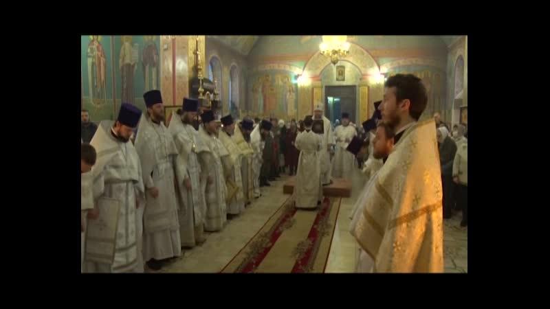 Визит митрополита