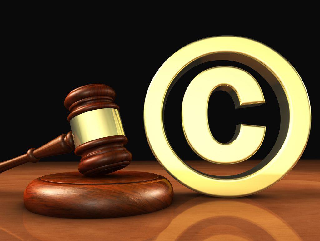 защита авторских прав на картинки