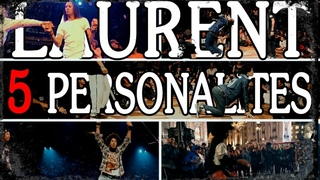 Laurent (Les Twins) - 5 Different Personalities(Modes) | Amazing  🔥🔥