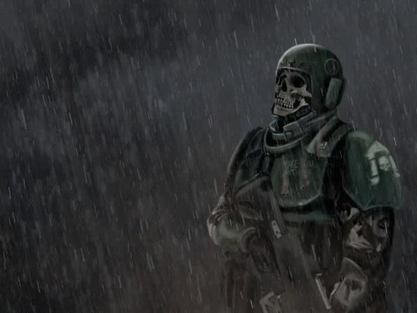 После тысячи битв видна только смерть